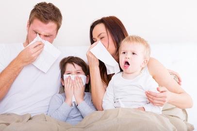 kranke familie